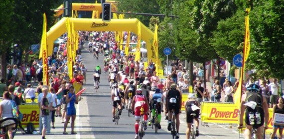 Partnerschaft mit Ironman Europe